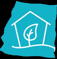 leaf-inside-house-icon